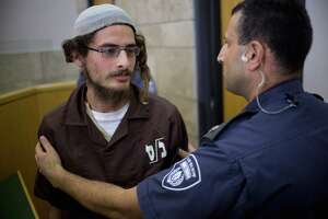 Israeli court orders man accused of leading extremists to be held - Photo