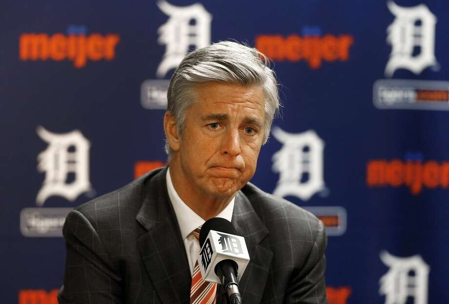 The Tigers reached the World Series twice under Dave Dombrowski, but haven't won it since 1984. Photo: Paul Sancya, Associated Press
