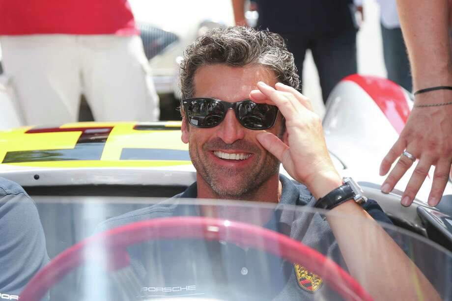 Patrick Dempsey participates at the Ennstal Classic 2015 on July 18, 2015 in Groebming, Austria. Dempsey is slated to appear next month at a fundraiser for the New Canaan Historical Society. (Photo by Monika Fellner/Getty Images) Photo: Monika Fellner / Getty Images / 2015 Getty Images