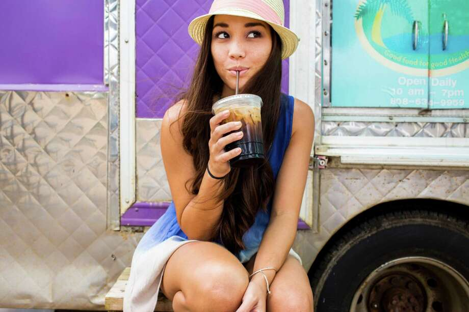 Click through to see where to get your iced coffee fix in southwestern Connecticut.  Photo: Adam Hester, Getty Images / ©Adam Hester/Blend Images LLC