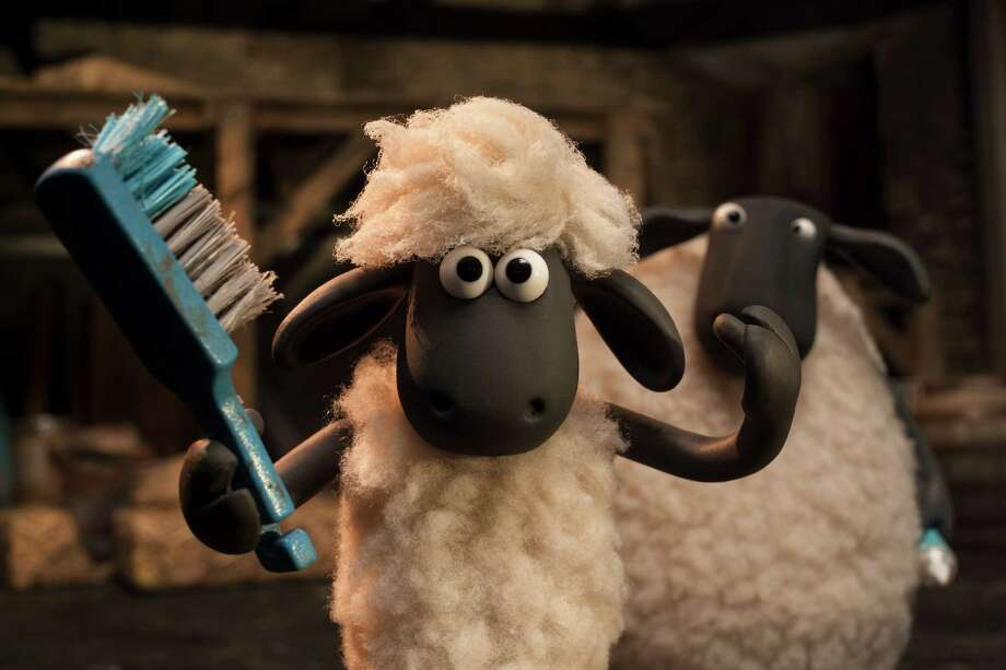 """Shaun goes on an adventure to the city to rescue Farmer in """"Shaun the Sheep Movie."""" Photo: Lionsgate"""