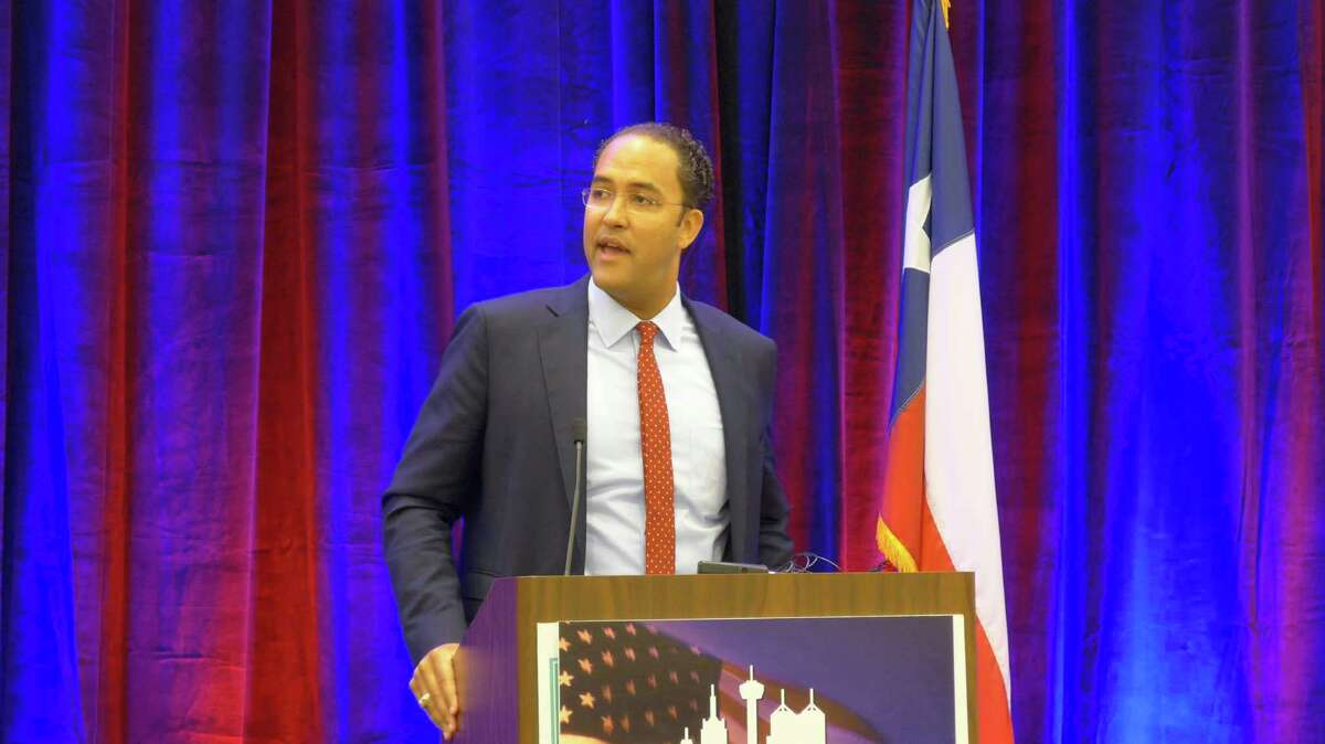 U.S. Rep. Will Hurd told the chamber crowd he plans a tour of District 23 soon.