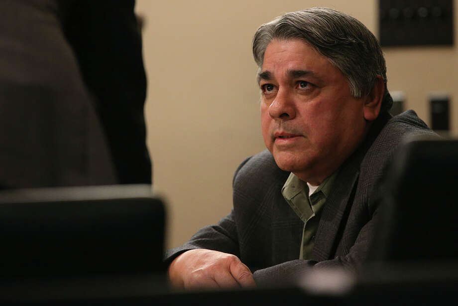 Adolph Ramos Suarez, 61, shot a man three times for yelling at him about driving too close to his car. Photo: JERRY LARA /San Antonio Express-News / © 2015 San Antonio Express-News