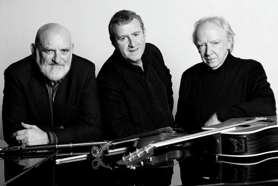 A concert of traditional Irish music will be performed Aug. 6 by Matt Molloy, John Carty and Arty McGlynn at the Gaelic-American Club. Photo: Contributed Photo / Fairfield Citizen