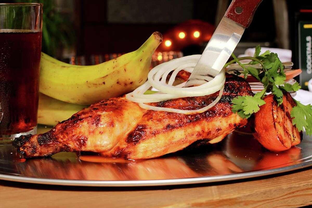 Peri-peri Chicken as served at Springbok.