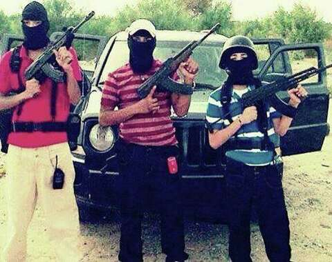 Suspected Gulf Cartel member wanted in Texas for violent