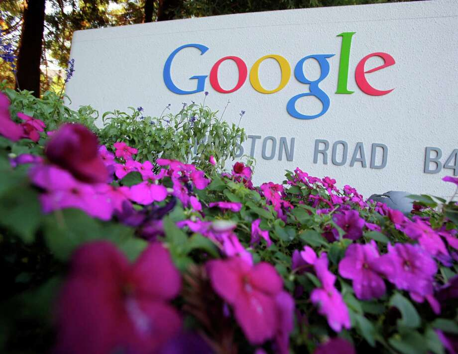 The Google logo is displayed outside Google headquarters in Mountain View, Calif. Craig Barrattt, CEO of Access, announced Tuesday that he will step down from his position. Photo: Paul Sakuma /Associated Press / AP