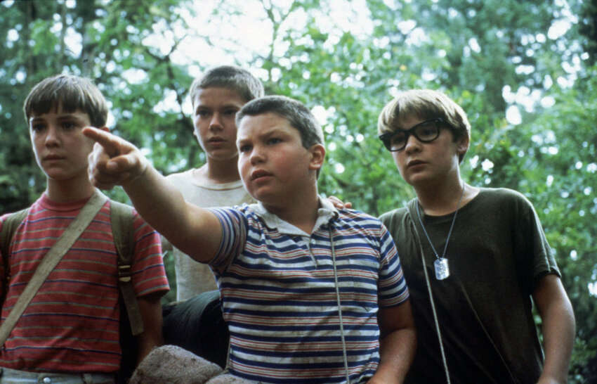 Stand By Me A group of friends seek out the body of a town death, and discover much more about one another than they every knew. IMDB: 8.1/10 Rotten Tomatoes: 91%