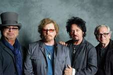 Toto is on tour with Yes and headed to Connecticut.