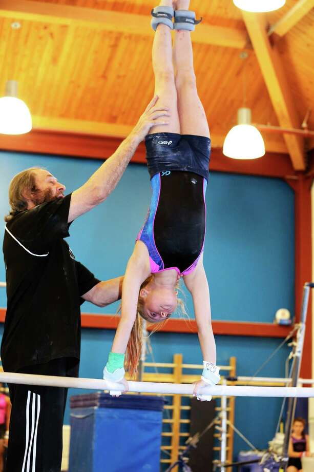 The Darien YMCA's fall program session, which includes gymnastics, runs from Aug. 31 to Nov. 22. Fall program listings and information are at www.darien-ymca.org. Photo: Contributed / Contributed Photo / Darien News