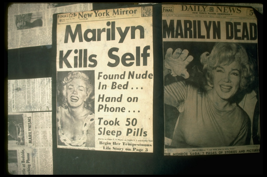 Marilyn monroe died 53 years ago on aug 5 beaumont enterprise