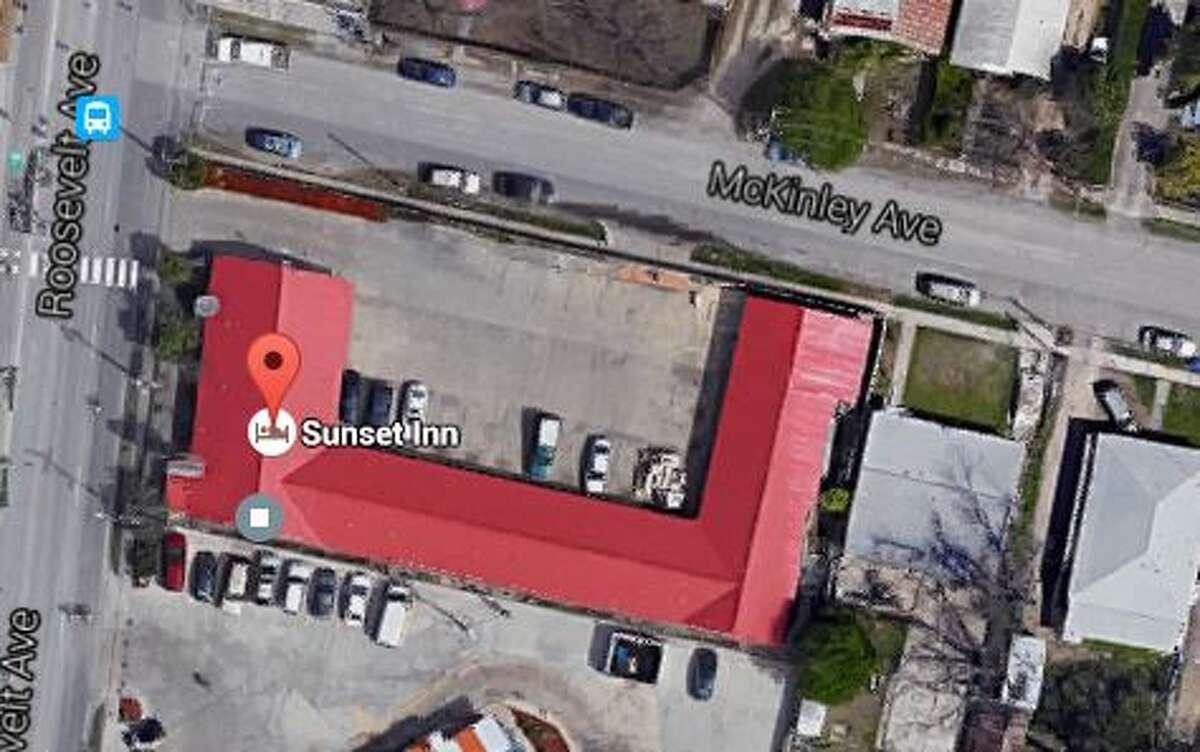 21.Sunset Inn Motel Room capacity: 17 Gross sales: $9,084