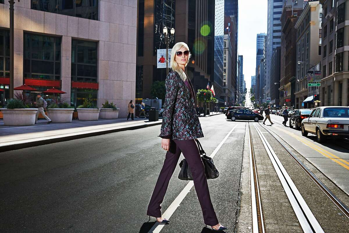 MARGE is a new San Francisco-based clothing company for women 5'9 and taller.