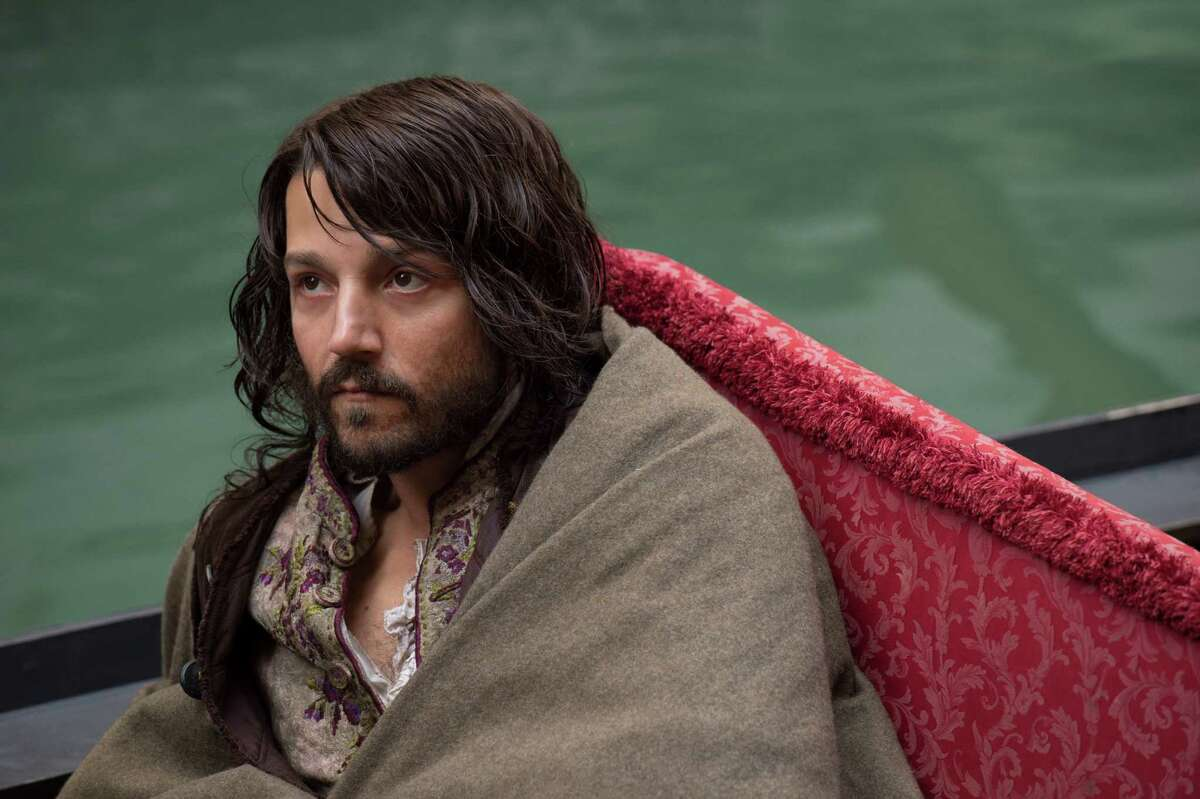 Diego Luna in the title role of