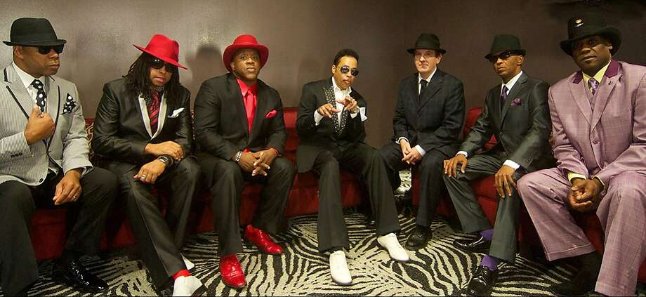 Morris Day and the Time perform Sunday at the Stern Grove Festival. Photo: Courtesy Stern Grove
