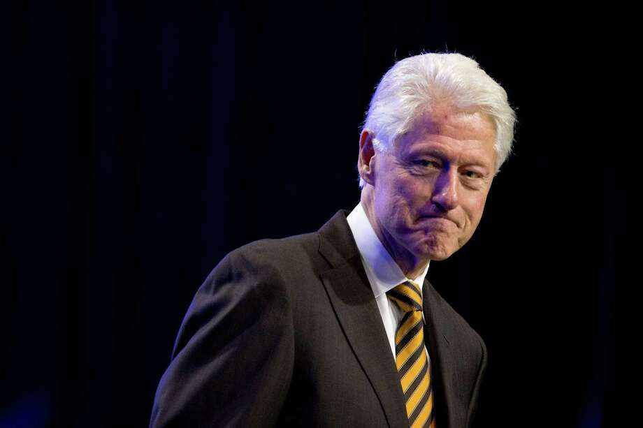 Clinton Photo: Matt Rourke, STF / Associated Press / AP