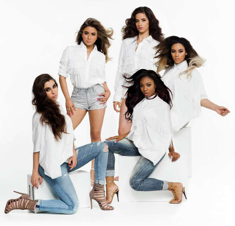 """Fifth Harmony's debut album """"Reflection"""" debuted in the Top 10 of Billboard's album chart. Photo: Epic Records / THE WASHINGTON POST"""