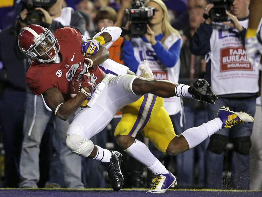 49ers high on another Tide WR