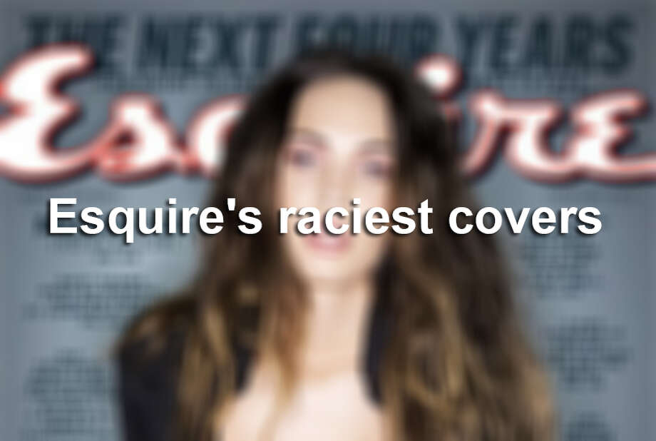 Esquire's raciest covers Photo: Handout