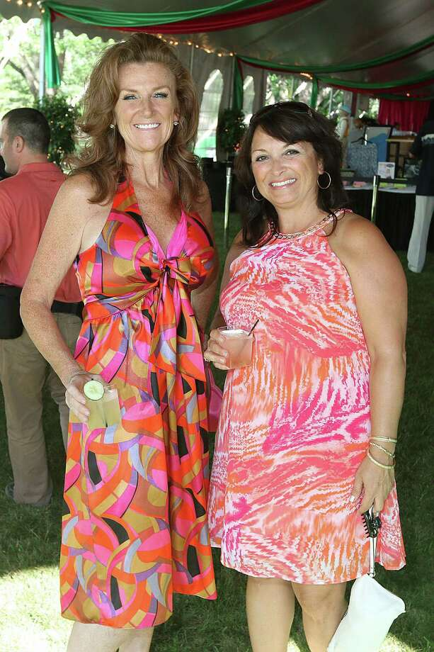 Were you seen at Caddyshack '15, The Saratoga Hospital Foundation's 33rd Annual Summer Gala and Benefit Auction at Polo Meadows at the Saratoga Casino and Raceway on Wednesday, August 5, 2015? Photo: Joe Putrock/Special To The Times Union