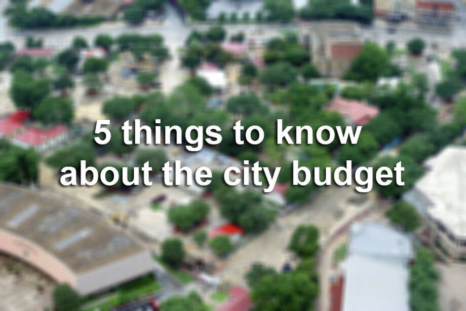 City Manager Sheryl Sculley proposed the largest budget in San Antonio's history. Here's what you need to know. Photo: William Luther, San Antonio Express-News / © 2015 San Antonio Express-News