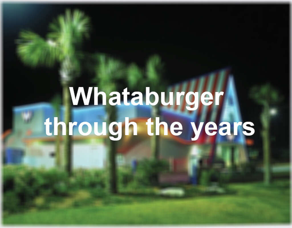 The First Whataburger Was Served Years Ago Today In South Texas - Whataburger us map