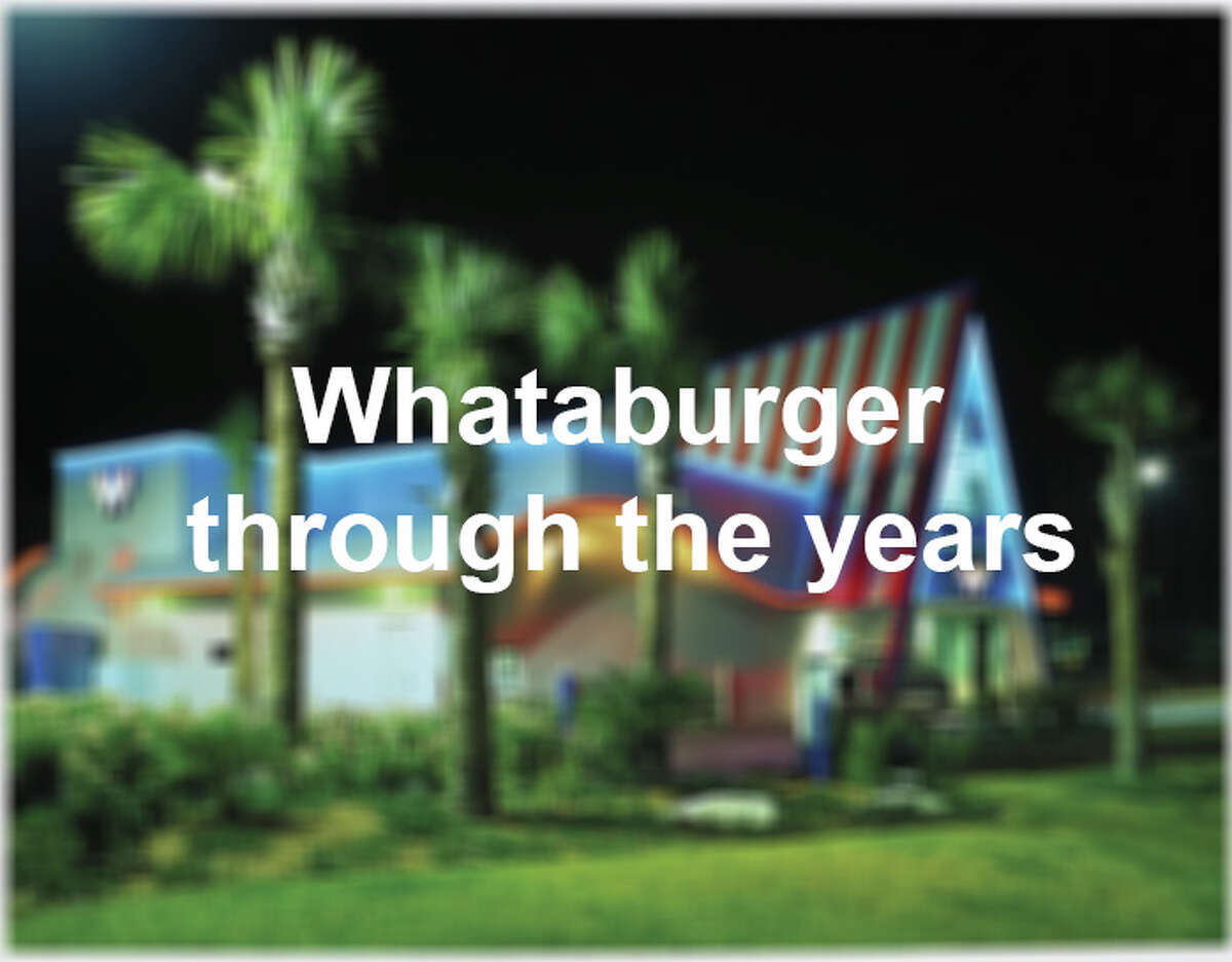 From a sweaty stand on the Texas gulf coast to a chain with drive-thrus from Arizona to Florida, these vintage photographs chart the 65-year history of Whataburger.