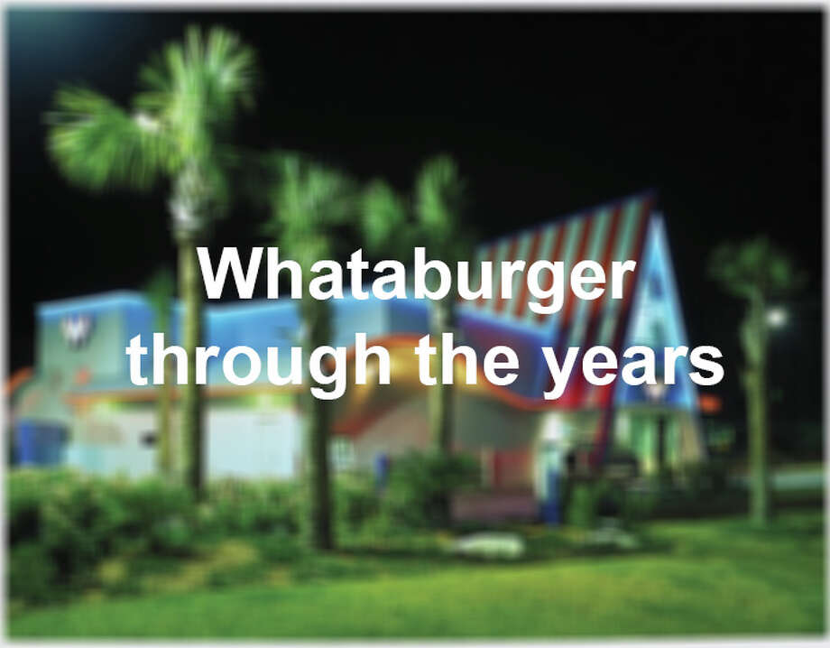 From a sweaty stand on the Texas gulf coast to a chain with drive-thrus from Arizona to Florida, these vintage photographs chart the 65-year history of Whataburger. Photo: San Antonio Express-News