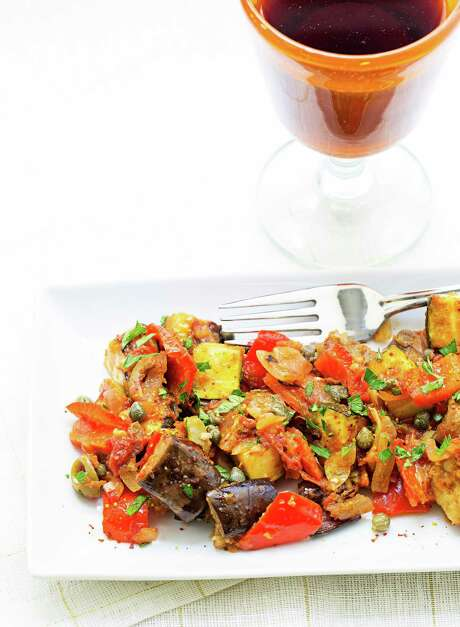Ratatouille is considered a French vegetable stew, but it just might be the perfect dish for Houston's hot summers. Photo: POST, Washington Post / THE WASHINGTON POST