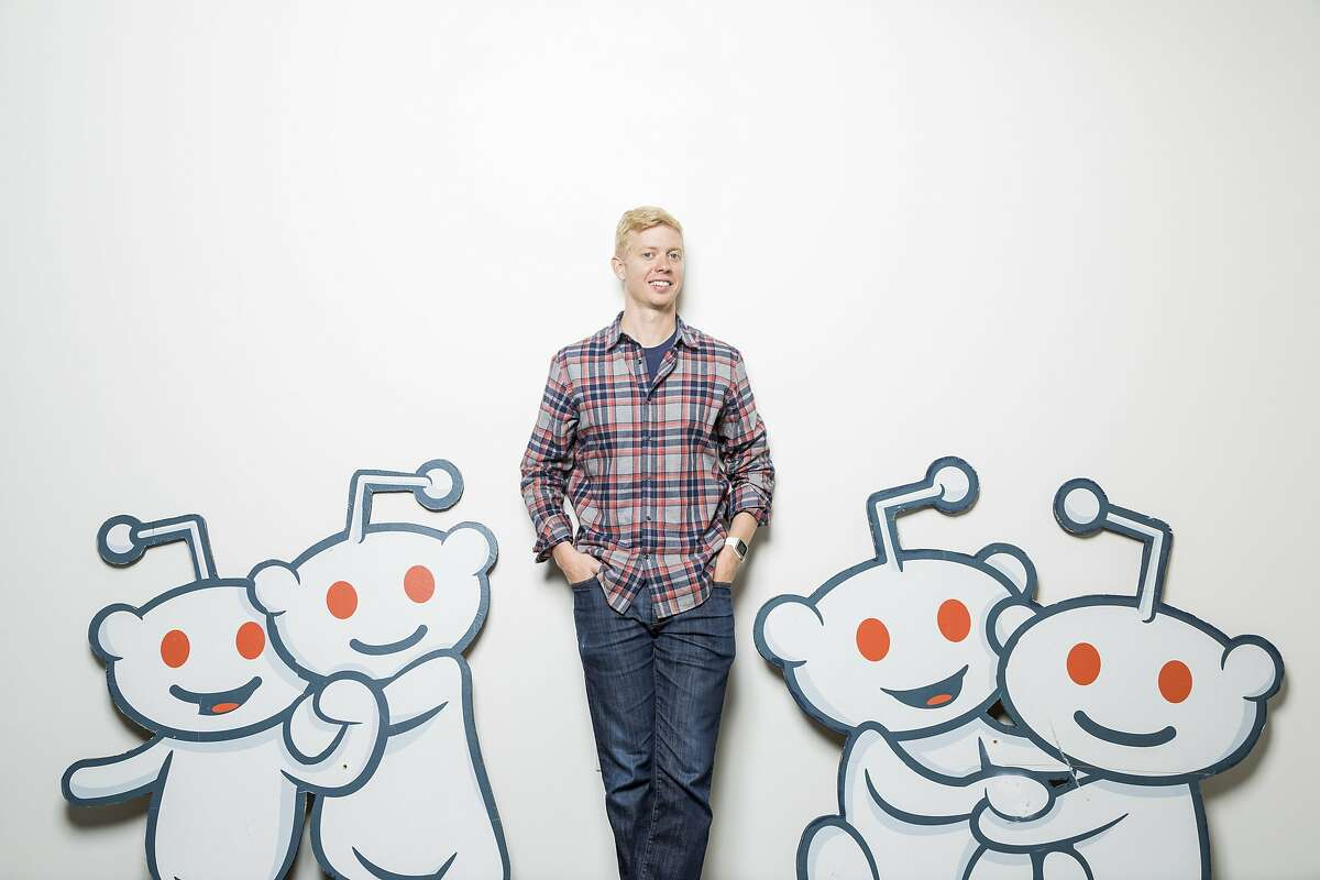 Steve Huffman, the new chief executive of Reddit, in San Francisco, July 16, 2015. Huffman, who co-founded Reddit in 2005, reappeared last Friday as chief executive to pull off a turnaround of the online message board, which has grappled with a series of missteps. (Jason Henry/The New York Times)