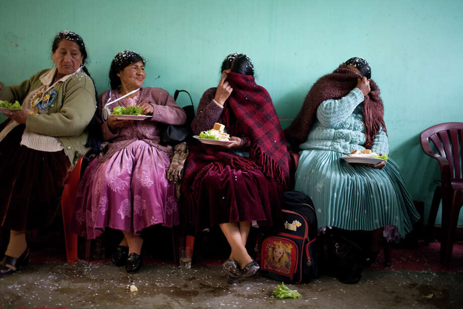 Photo by Evan Abramson award winning documentary filmmaker and the harts gallery owner Photo: / Contributed Photo