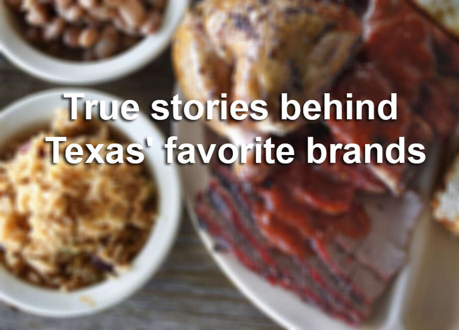 Click through the gallery to read the history behind some of Texas' favorite brands. Photo: Texas Brands