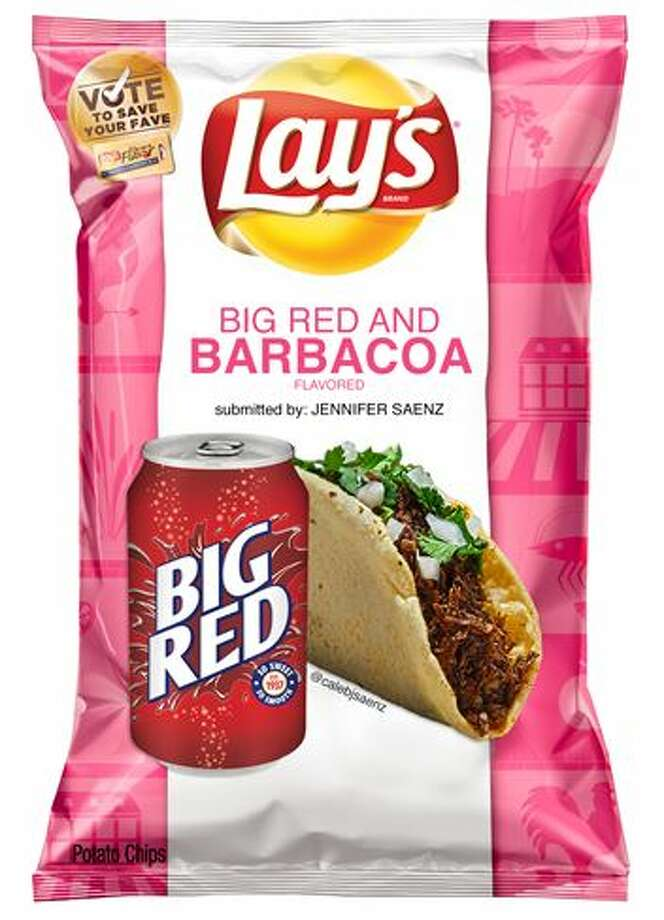 The submission period for the latest Lay's Do Us a Flavor contest is over, but that didn't stop one San Antonian from putting a puro spin on the famous chips.