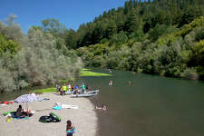 The town of Guerneville is a delight, but the river is still the main draw.