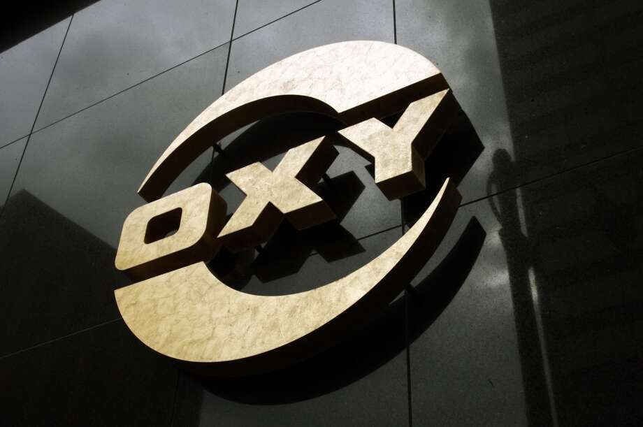 Occidental Petroleum profits fell about 93 percent to $165 million Photo: Reed Saxon, AP