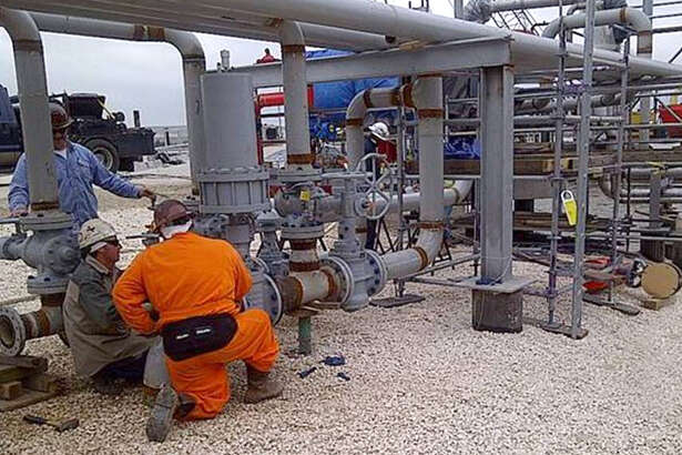 Targa Resources' profits fell 58 percent to $45.8 million