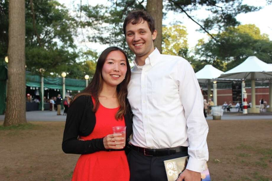 Were you Seen at The Sage Colleges Date Night before The Philadelphia Orchestra at SPAC on Thursday, August 6, 2015? Photo: Jessica Cook