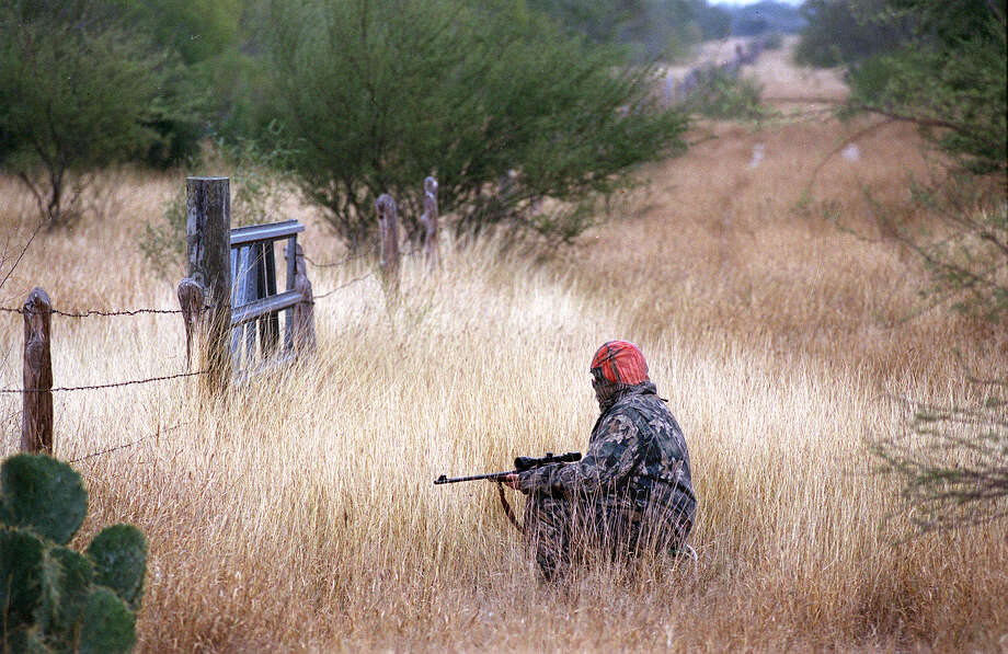 """Ethical hunters have long condemned """"trophy mania,"""" that is, measuring the experience merely by the size of the antlers harvested. The general public, meanwhile, does not grasp how much conservation is paid for by hunters and anglers. Photo: JOE BARRERA, JR. /EXPRESS-NEWS / EXPRESS-NEWS"""