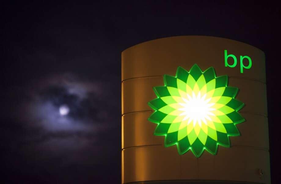 BP lost $6.3 billion Photo: Jason Alden, Bloomberg