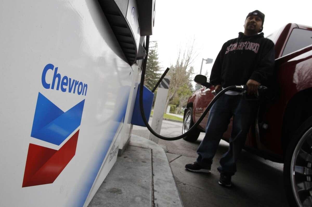 Chevron: $5,882 / monthBased on 28 salaries reported