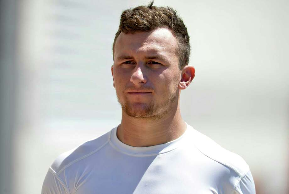 """Johnny Manziel, NFLThey love him in College Station, but he has plenty of detractors. A wrestler who mocked Manziel said he has a face """"you just want to punch."""" Photo: David Richard / FR25496 AP"""