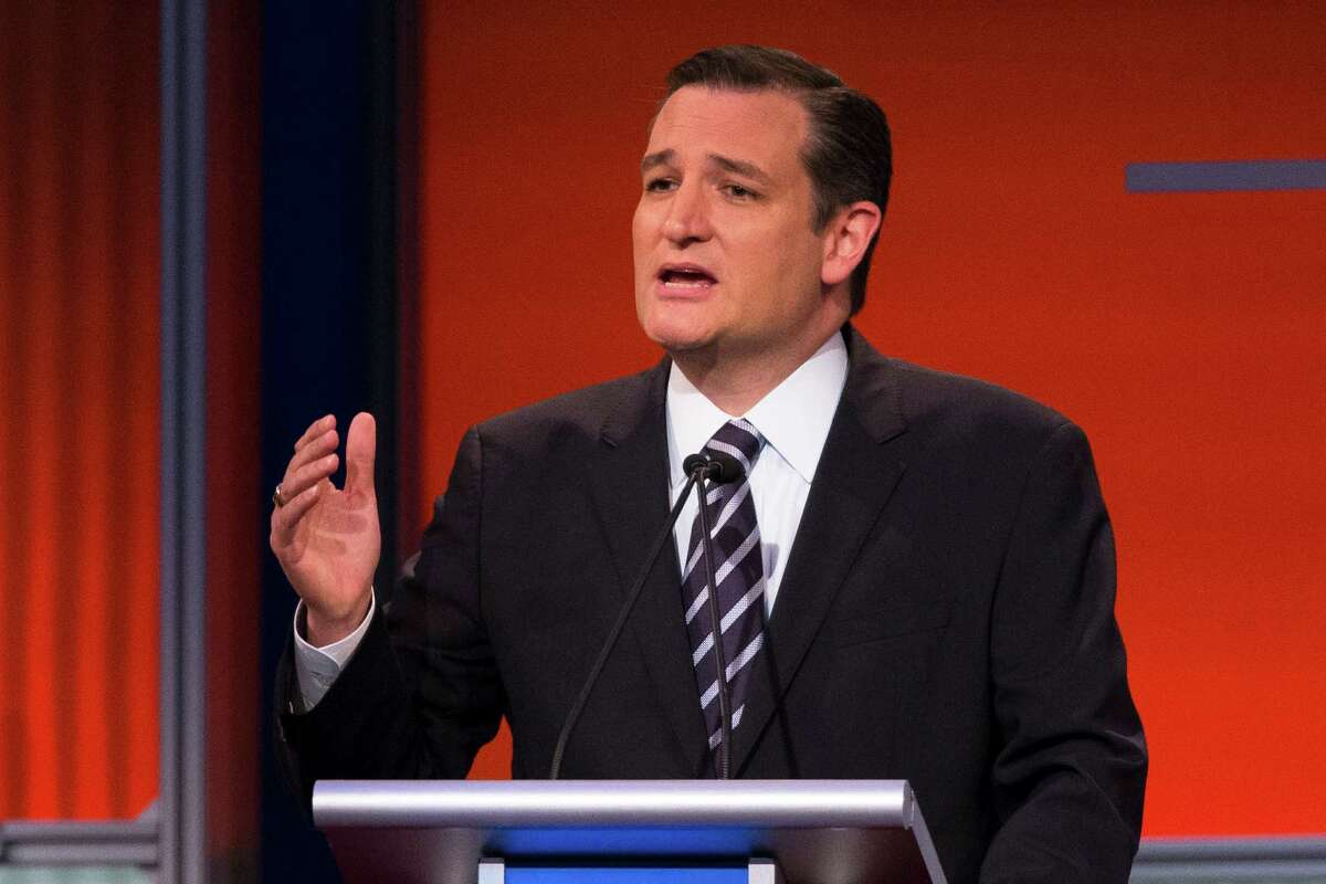 Ted Cruz (Cuban father) - the United States Senator from Texas is running for the Republican Party nomination in the 2016 U.S. Presidential election