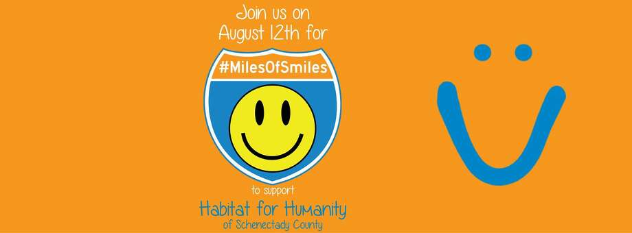 Miles of Smiles ORG XMIT: MJ-fK7kRQ93fHOA28PiP