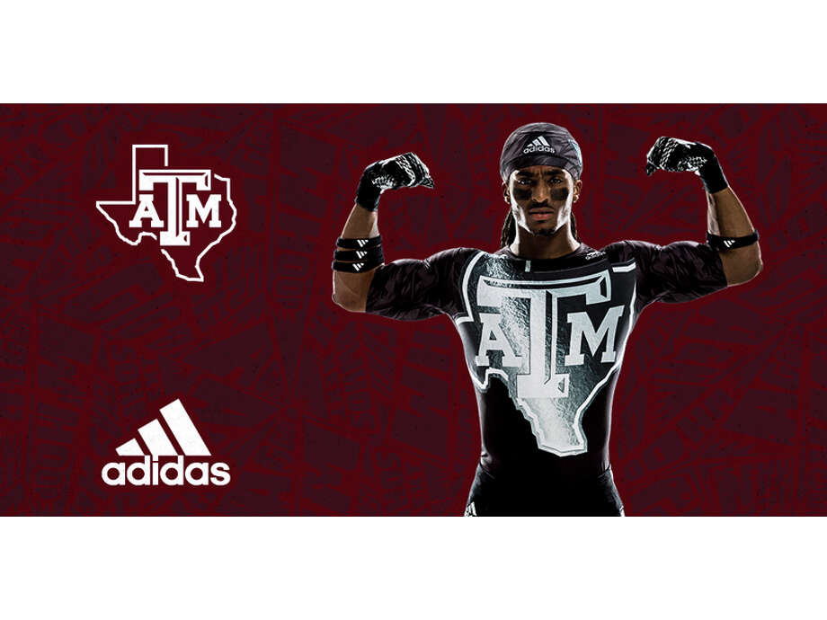 Texas A&M reveals Halloween uniforms. Photo: Adidas