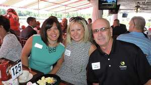 Were you Seen at the Second Annual Track Networking Breakfast co-hosted by the Rensselaer County Regional Chamber of Commerce and the Saratoga County Chamber of Commerce and held at the Saratoga Race Course on Friday, Aug. 7, 2015?
