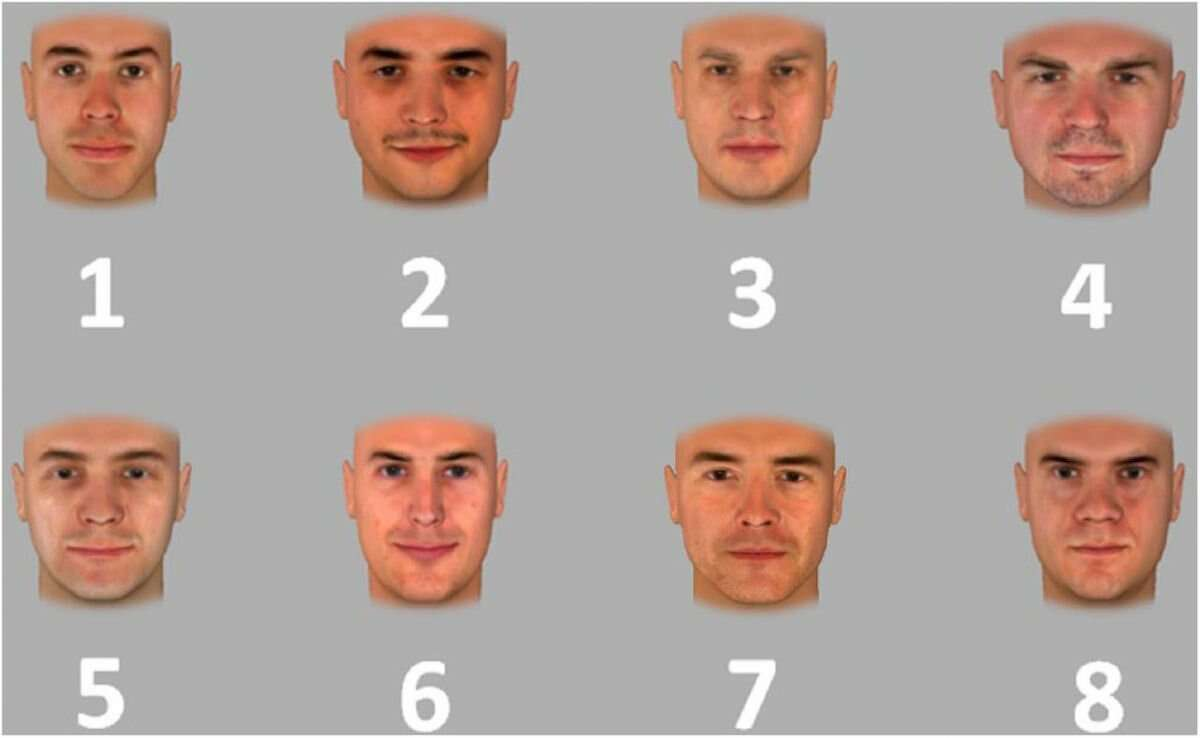 2. People judge your physical strength based on your facial bone structure. Scientists recently did a study where they showed people photos of 10 different people with five different facial expressions, and asked them to rate how friendly, trustworthy, or strong the person in the photo appeared. Not surprisingly, viewers tended to rank people with a happy expression as more friendly and trustworthy than those with angry expressions. But when it came to traits like physical strength, broad faces were seen as stronger.
