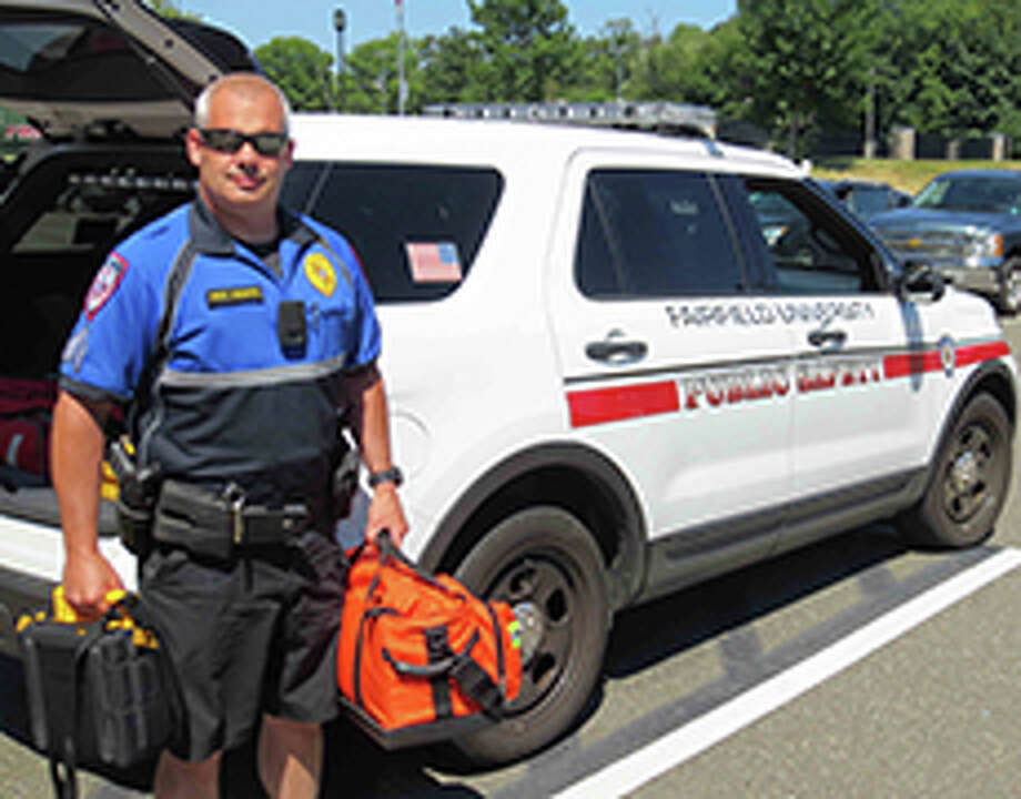 EMT Course starts in September at Fairfield U Photo: Contributed / Contributed / Connecticut Post