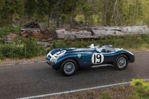 These 55 cars for sale at Pebble Beach are worth more than your house - Photo