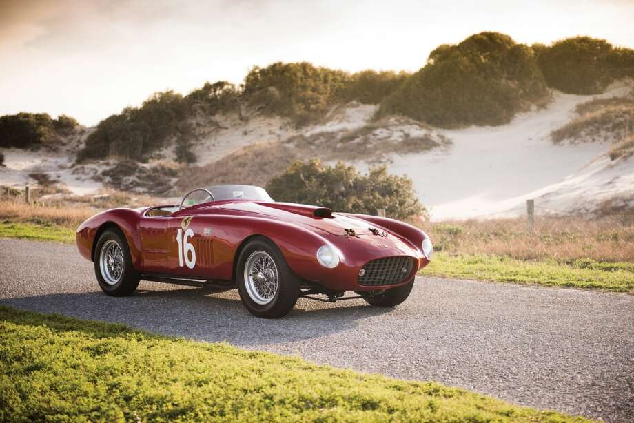 Photo: Darin Schnabel ©2015 Courtesy RM Sotheby's