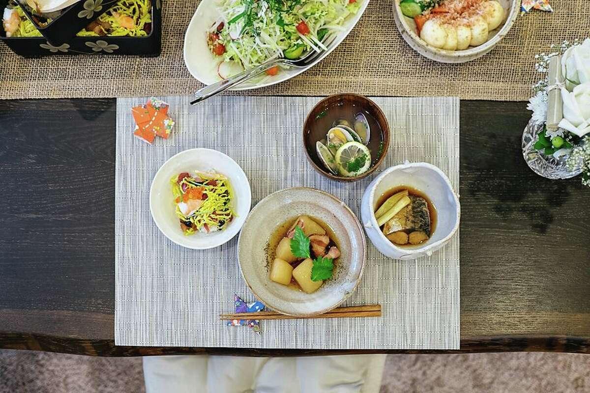 Restaurant: Kata Robata (Upper Kirby) and Izakaya (Midtown) In the home kitchen: Owner/chef Manabu Horiuchi (Chef Hori)